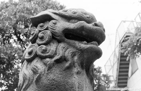 川中島神明神社(川崎区川中島)2