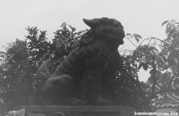 若宮八幡宮(川崎区大師駅前)3