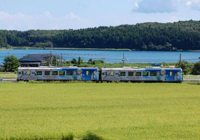 135D NT201+NT201 西岸~能登鹿島