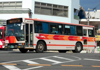 滋賀200 か・630 U-MP218M 1994年式 元南海バス