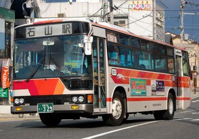 滋賀22 き・329 U-MP618M 1991年式