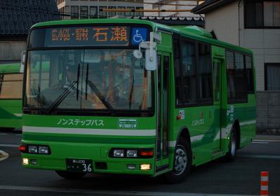 富山230 い・・36