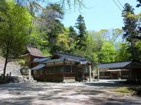 登山口 荒戸神社