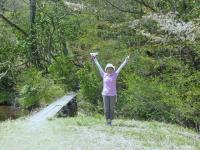 登山後のオマケの散策 鯉が窪湿原散策 Very Good!!