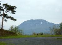 9:30 出発地からの大山展望