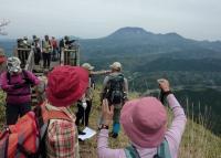 展望 どの位置からも大山が見える、絶景に癒される。