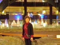 小樽築港のイルミネーション