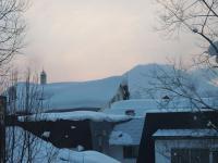 窓から羊蹄山を眺めたのも2日だけ。。。