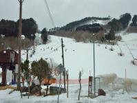 昼過ぎ ボーダー&スキーヤーも増える