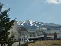 スキー場 を眺める