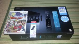 Wii & DQ10