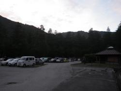 毛木平駐車場