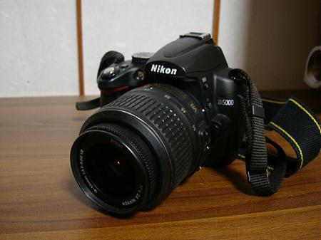 帰ってきたカメラ