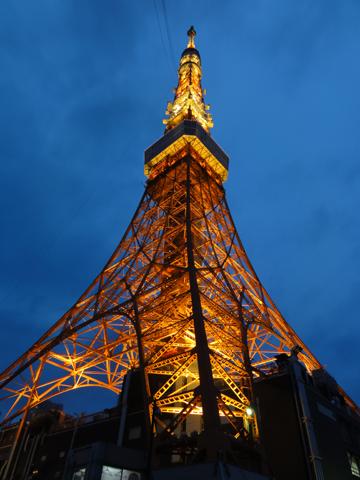 東京タワーって何年振りっ??