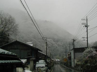 2013年4月21日 4月の雪景色②