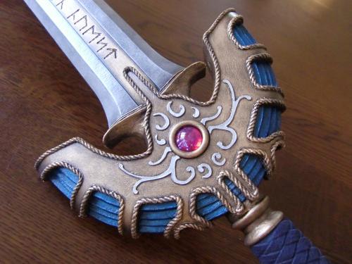 H様 ロトの剣(王者の剣) ラーミア