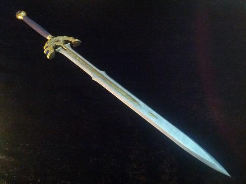 N様 ロトの剣 完成写真①