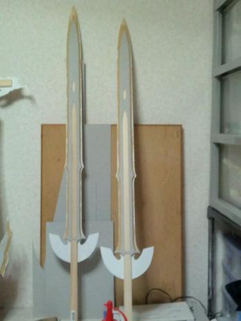 H様&S様 ロトの剣(王者の剣) ベースの構築