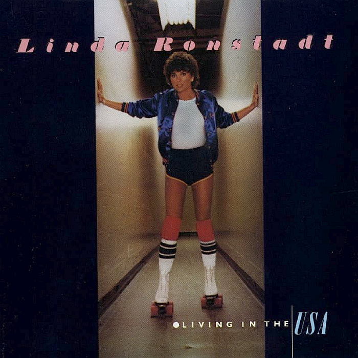 Linda Ronstadt Living in the USA (7)