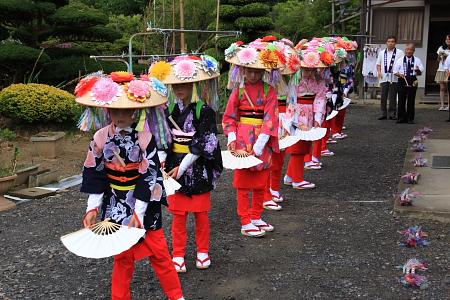 南須釜念仏踊り04