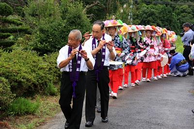 南須釜念仏踊り02