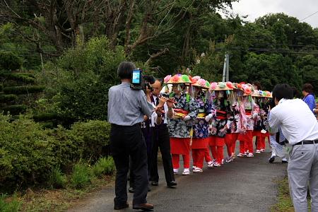 南須釜念仏踊り01