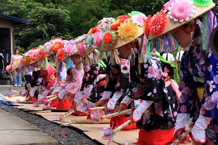 南須釜念仏踊り08
