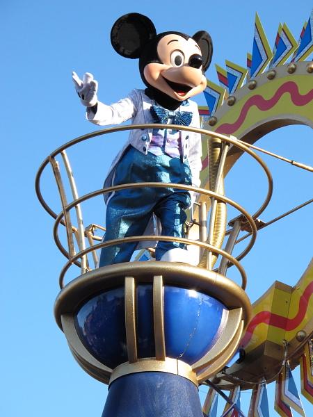 ディズニーパレード (6)