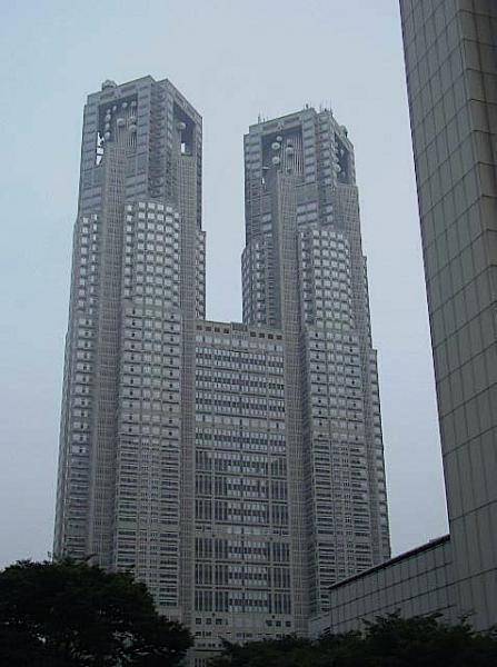 2012.07.21-7新宿の東京都庁
