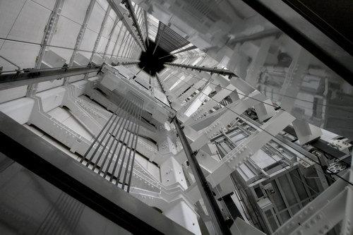 2012.07.21-22東京スカイツリーの展望回廊へ