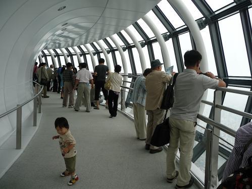 2012.07.21-24東京スカイツリーの展望回廊より
