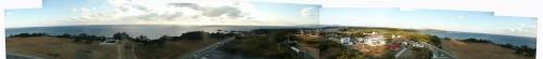 潮岬の360度ビュー2013
