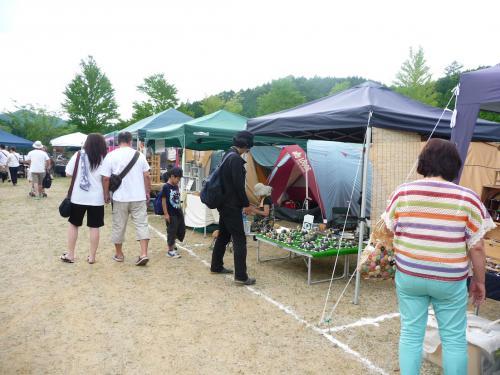 2012.08.04-高野山へ-クラフトキャンプにて01