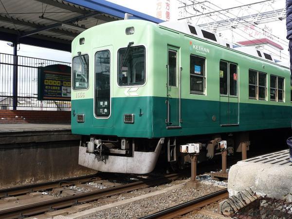 京阪グリーン(旧塗装)03