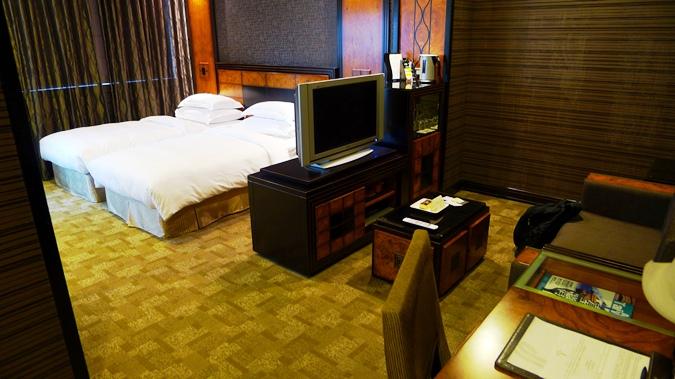 4ホテル客室内