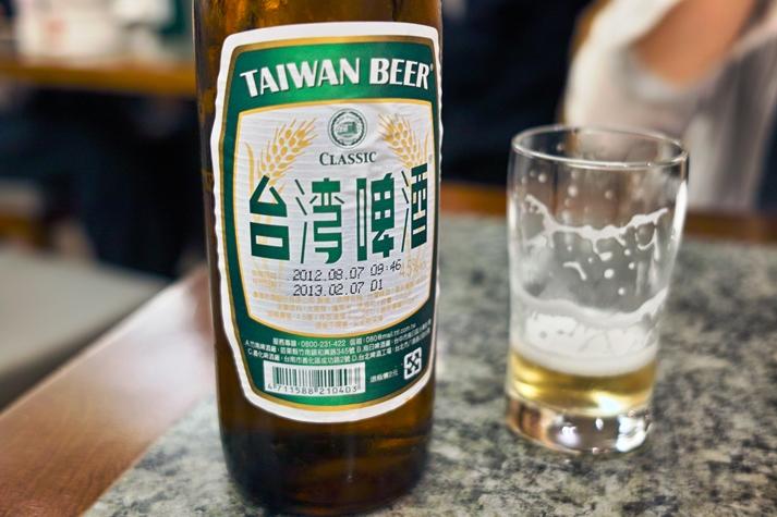 5台湾ビール改