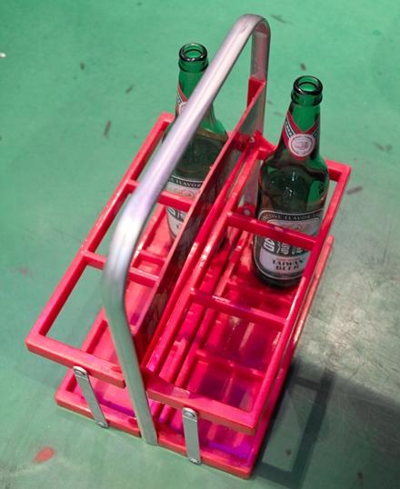 9ビール手桶