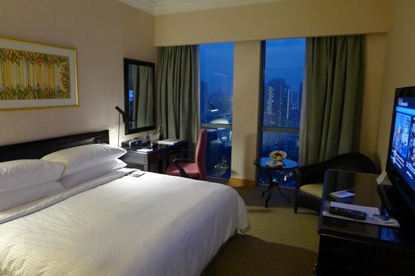 3 ホテル