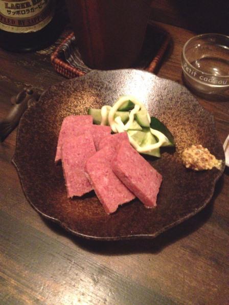 侘助4金子精肉店コンビーフ