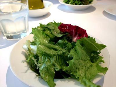 ペルケノー サラダ