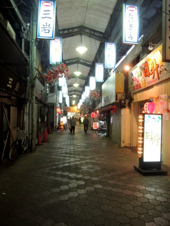 山王市場通商店街20
