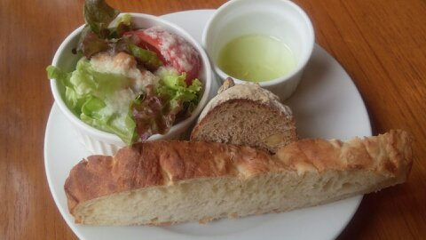 金魚サラダ