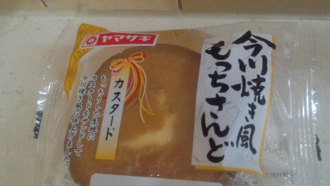 今川焼き風パン