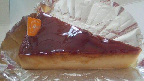 チーズプリンケーキ