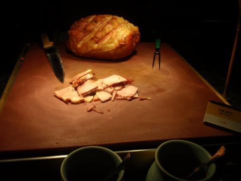 シェラトン朝食⑥