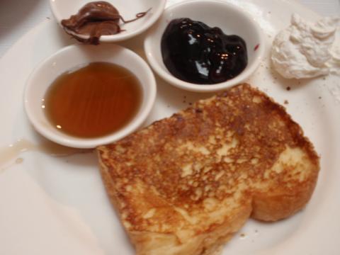 シェラトン朝食2-4