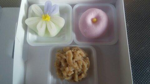 高島屋生菓子10月