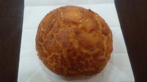 バタバタクリームパン①