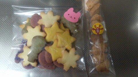 テルサ作業所クッキー