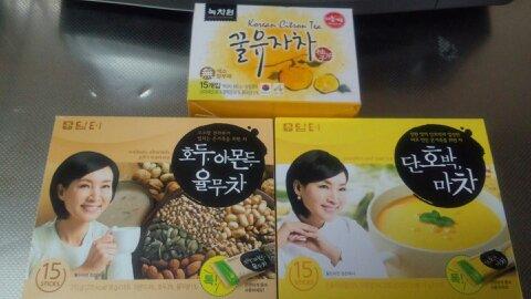韓国土産飲み物